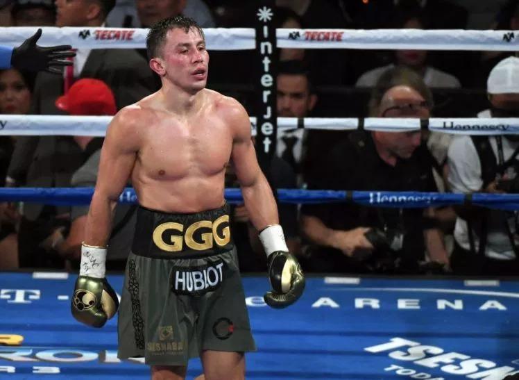 Gennady Golovkin cinco de mayo