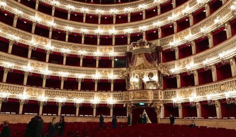 Premio Serao Teatro San Carlo