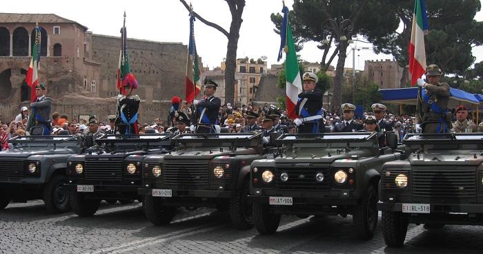 Contratto Forze Armate e Polizia: decreti in Gazzetta
