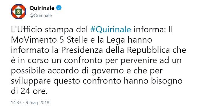 Governo 2018: Giovannini e Bongiorno premier