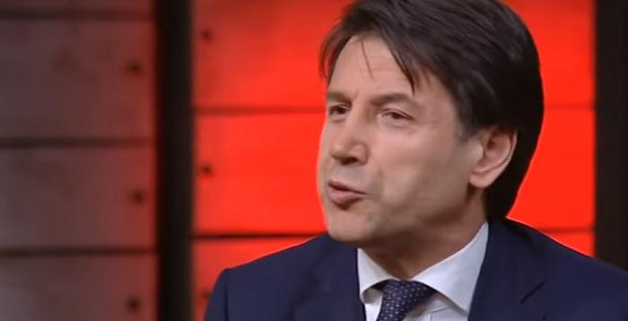 Governo ultime notizie Giuseppe Conte