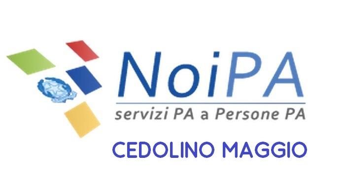 NoiPa cedolino maggio: data arretrati