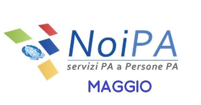 NoiPa cedolino maggio: data stipendio e arretrati