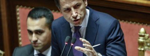 sondaggi politici, Governo Conte ultime notizie, bagarre alla Camera sul conflitto d'interessi