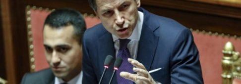 Sondaggi politici Eumetra: il 55% degli italiani promuove il governo Conte