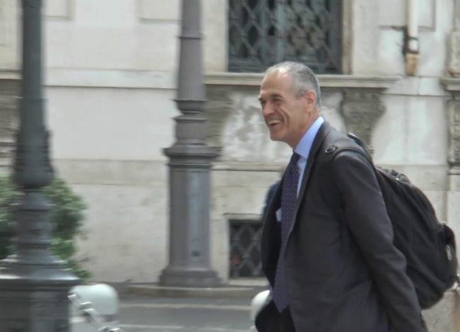 Governo ultime notizie Carlo Cottarelli aveva l'ok dei ministri, il retroscena