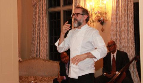 Massimo Bottura Classifica 50 best Restaurants