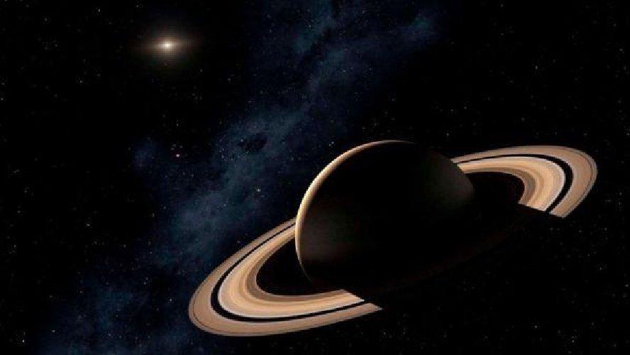 Saturno visibile