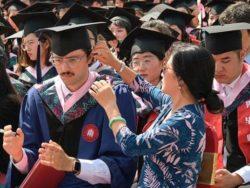 Carlo Dragonetti: chi è lo studente del discorso in Cina