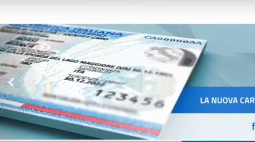 carta d'identità elettronica, Spid