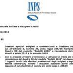 Partita Iva 2018: calcolo contributi, circolare Inps pdf
