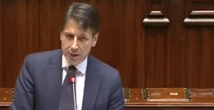 Reddito di cittadinanza.: Giuseppe Conte spiega come funziona
