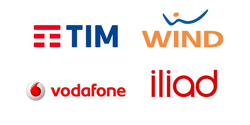 Tim, Wind, Vodafone e Iliad: offerte mobile ricaricabile giugno 2018