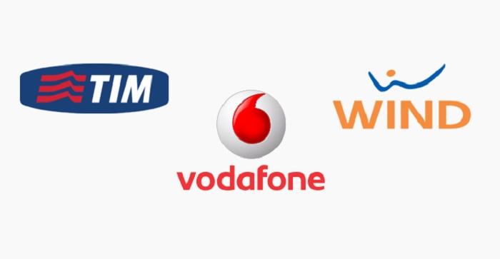 Tim, Wind e Vodafone: offerte mobile luglio 2018