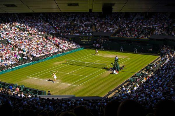 Torneo di Wimbledon 2018