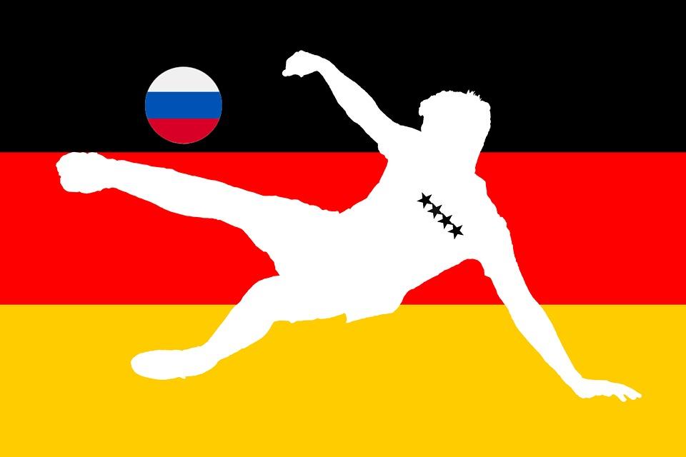 Germania-Russia Mondiali Russia 2018