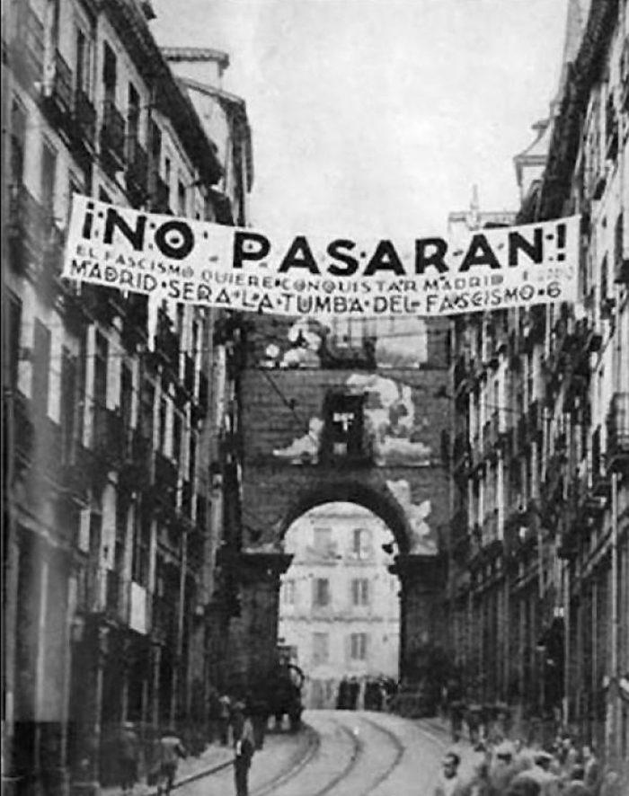 Guerra civile spagnola accadde oggi 17 luglio
