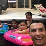 Cristiano Ronaldo figli e moglie chi sono i familiari del calciatore