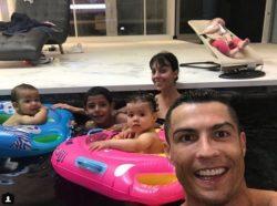 Cristiano Ronaldo: figli e moglie, chi sono i familiari del