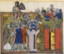 Accadde oggi 18 luglio: Muore Goffredo di Buglione