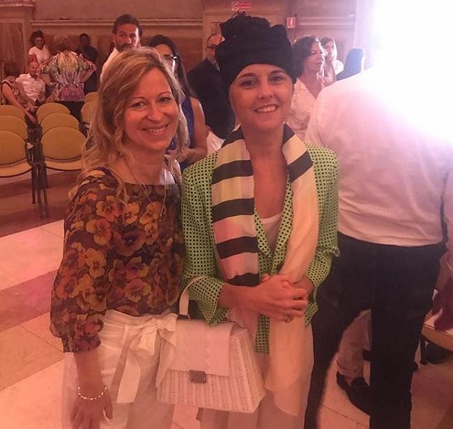 Nadia Toffa sta meglio col tumore e riappare in pubblico Foto
