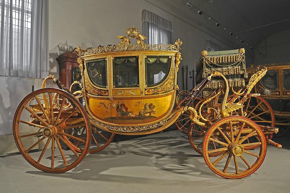 Museo delle Carrozze Quirinale