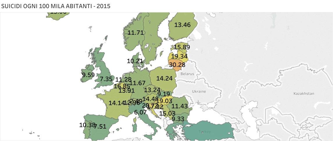 SUICIDI EUROPA