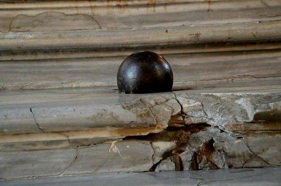 accadde oggi 3 luglio palla di cannone palazzo colonna
