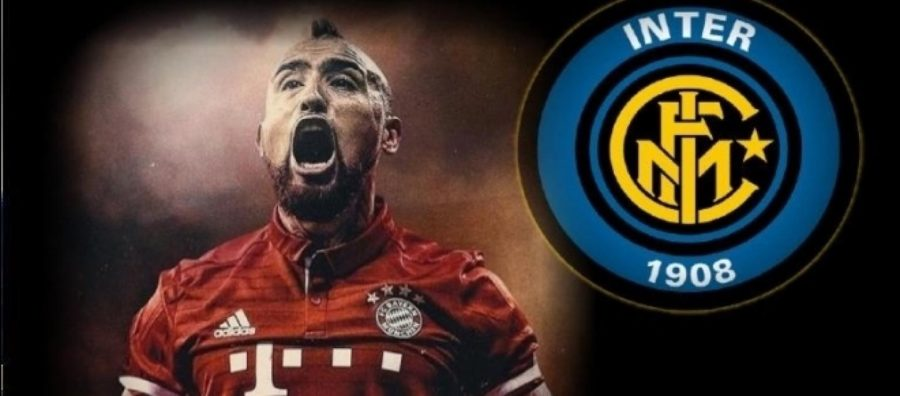 calciomercato 2018 Inter Arturo Vidal