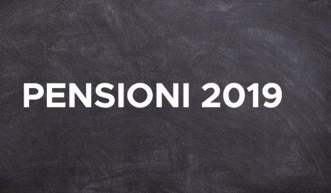 Pensioni 2019: anticipata con 20 anni di contributi