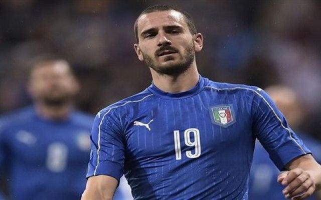 La conferenza stampa di Bonucci alla Juventus: