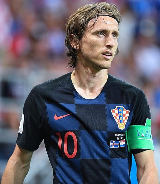 Luka Modric offerta Inter