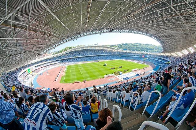 Liga spagnola Real Sociedad