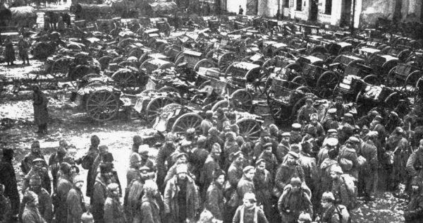Accadde oggi 30 agosto Battaglia di Tannenberg