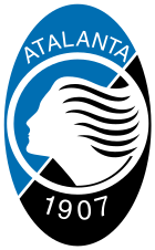 Atalanta logo serie A 2018/2019