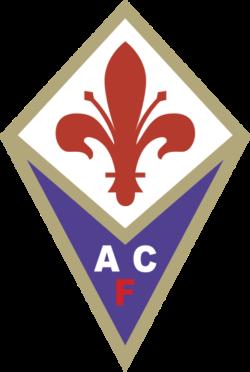 Fiorentina logo serie A 2018/2019