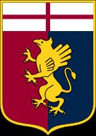 Genoa logo serie A 2018/2019