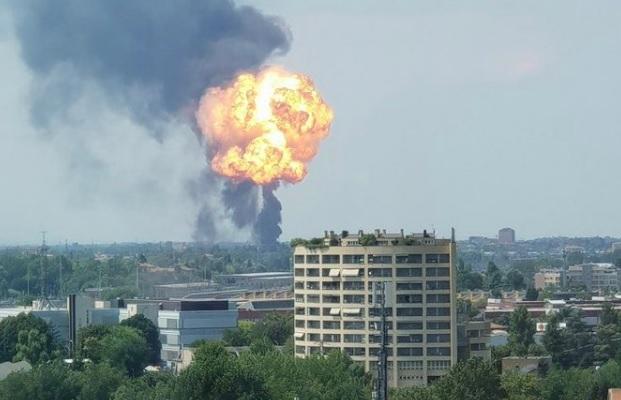 Incendio Bologna oggi cause, morti e feriti. Cosa è successo