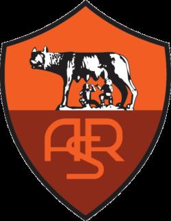 Roma logo serie A 2018/2019