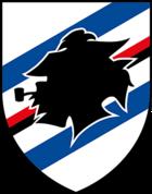 Sampdoria logo serie A 2018/2019