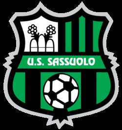 Sassuolo logo serie A 2018/2019