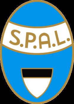 SPAL logo serie A 2018/2019