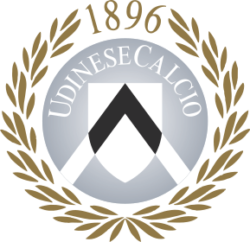 Udinese logo serie A 2018/2019
