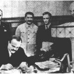 accadde oggi 23 agosto patto Molotov-Ribbentrop