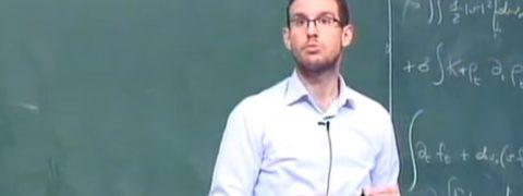 Alessio Figalli: chi è la Medaglia Fields per la Matematica