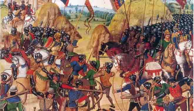accadde oggi 29 agosto guerra dei cent'anni trattato di Picquigny