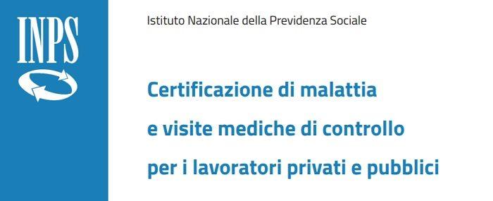 selezione mondiale di nuovi oggetti miglior sito web Orario visita fiscale Inps: pubblici e privati, il documento ...