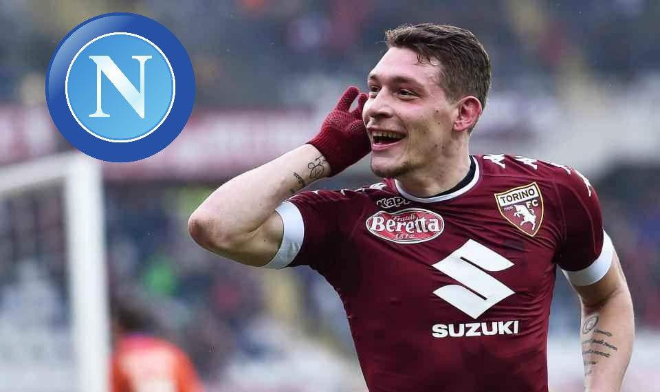 Calciomercato 2018 Belotti-Napoli