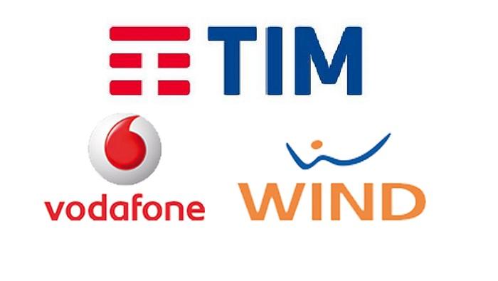 Tim, Wind e Vodafone: offerte mobile settembre 2018