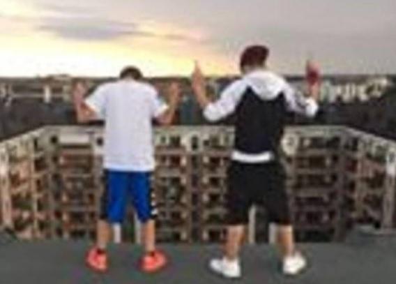 Andrea Barone morto per un selfie sul tetto cosa è successo
